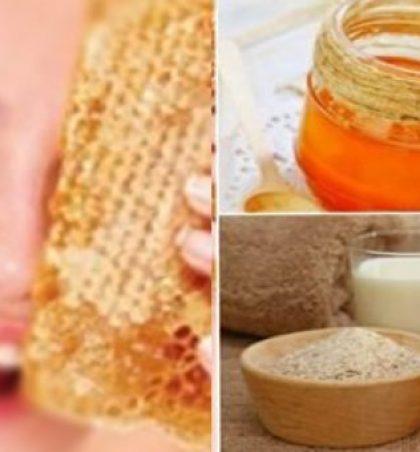 E pabesueshme! Si të zvogëloni rrudhat me këto maska me mjalt!