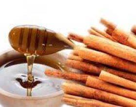 Mjaltë me kanellë