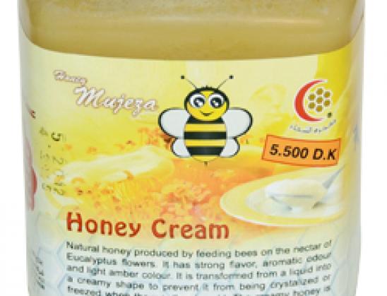 Mjaltë Kremë