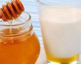 Kombinimi qumësht me mjaltë, ja dobitë