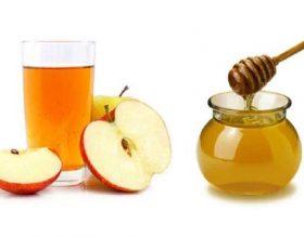 Efekte befasuese që sjell konsumimi i mjaltës me uthull molle