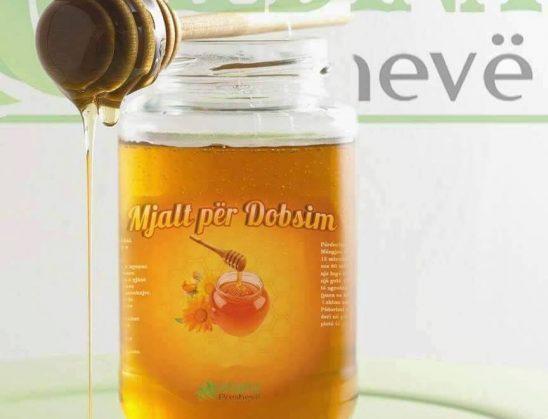 Mjaltë për dobësim,dobëson me shpejtësi pa efekt anësor