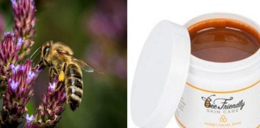 Përzierja natyrale e mjaltit që ndihmon në eleminimin e rrudhave dhe rrathëve poshtë syve!