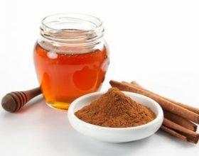 Lodhja dhe mjalti me kanellë