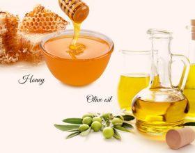 Vaj ulliri me mjaltë, kundër rënies së flokëve