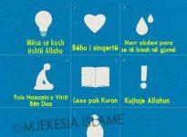 Mjete shpirtërore të cilat ndihmojnë zgjimin për namaz të sabahut