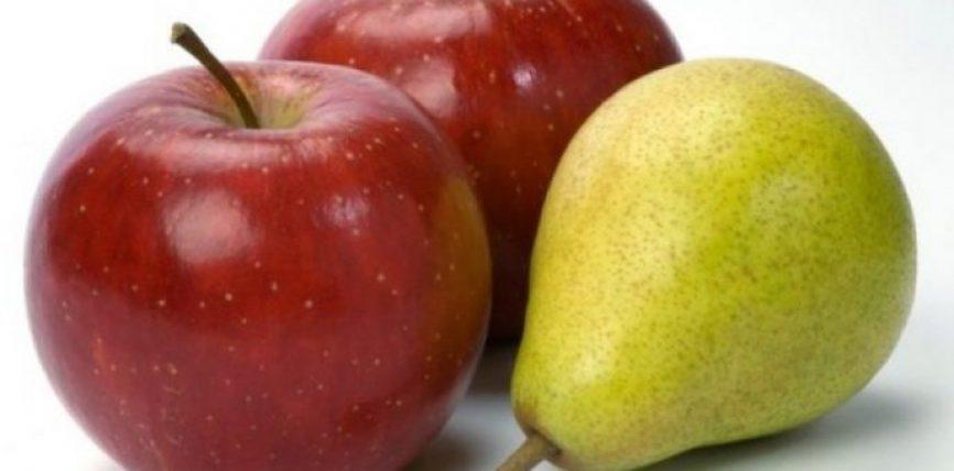 Për një trup të përsosur, ja kur duhet të hani molla dhe dardha