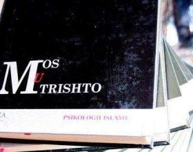 "Fragmente nga libri ""Mos u Trishto'"