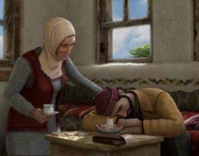 Histori e motresë muslimane në natën e parë të martesës