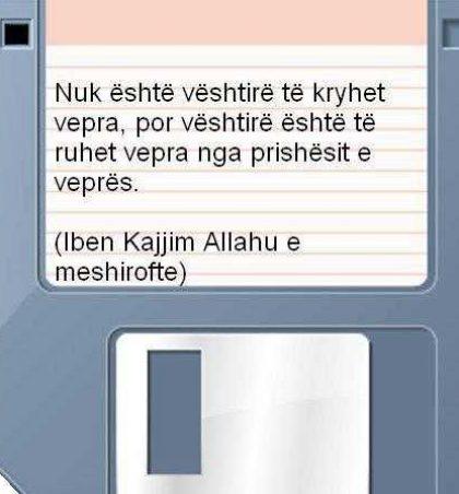 Leternjoftimi i muslimanit