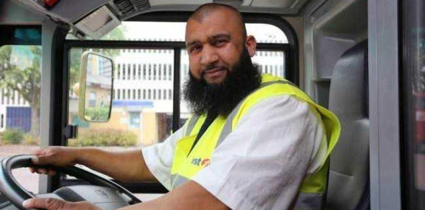 Britani: Muslimani drejtues autobusi shpëton jetën e një gruaje britanike shtatzënë