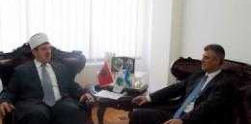 Myftiu Tërnava priti përfaqësuesit e institucioneve