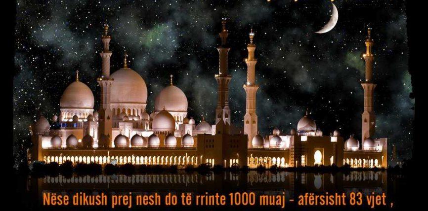 Mirësitë dhe karakteristikat e nates Kadri