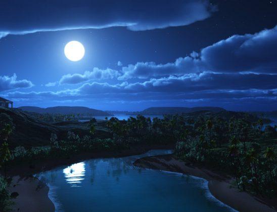 Duaja me rastin e rrotullimit natën
