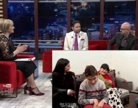 """Ndiqeni Live emisioni 13 """"shqiptarët për Shqiptarët"""" emocione pafund me Imamin Elvis Naçi"""