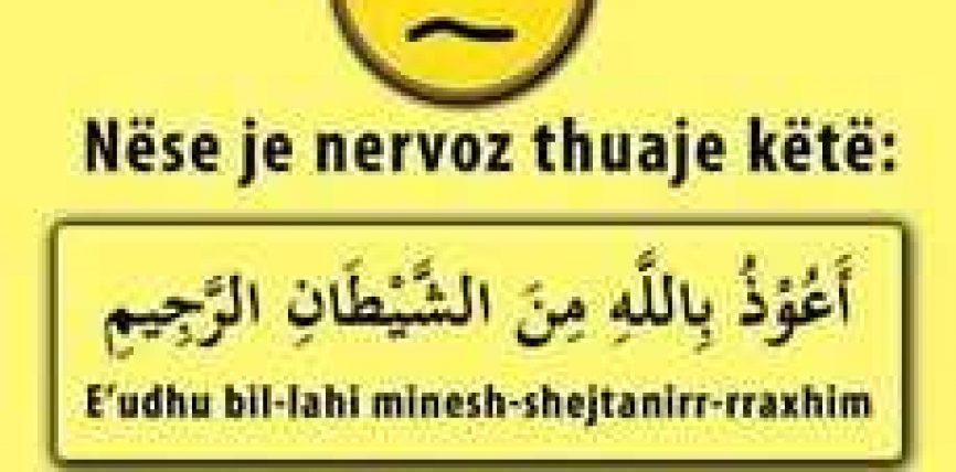 Shkaqet shëruese të nervozës