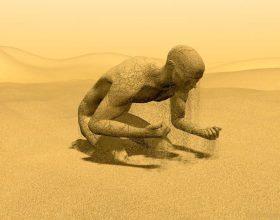 Krijimi i njeriut nga balta e ngjizur