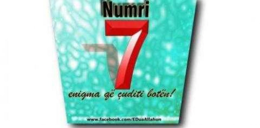 Numri 7 dhe karakteristikat e tij
