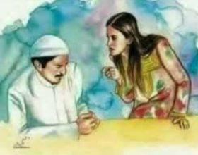 U martua një burrë me dy gra dhe mundohej që të ishte i drejtë me to në cdo gjë ama në cdo gjë!!