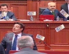 """""""Dasmë"""" në Kuvendin e Shqipërisë"""