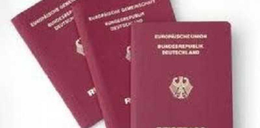 777 shtetas nga Maqedonia janë bërë gjermane