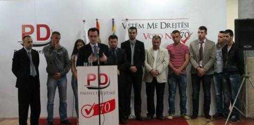 PD kërkon ndryshimin nga Podujeva
