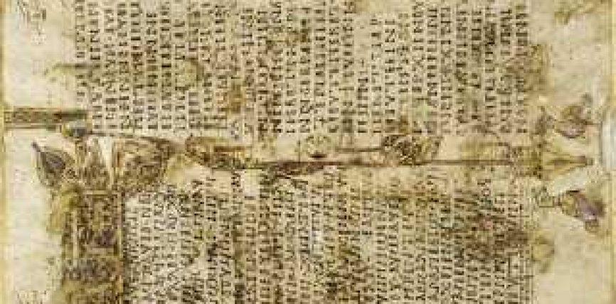 Zbulohet një pergamenë që trondit kishën katolike dhe atë ortodokse