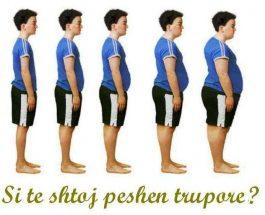 Si të shtoj në peshë – ja disa këshilla