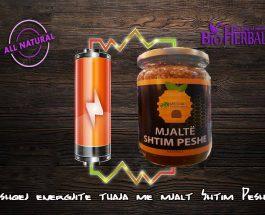 Mjaltë shtim peshe -Përmirësimi më i mirë i dietës tuaj
