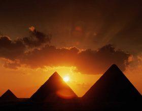 Kush i ndërtoi Piramidat e Egjiptit?