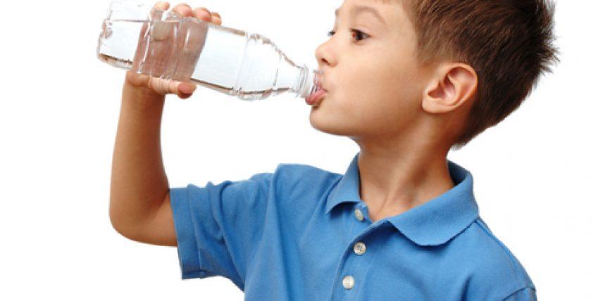 Pirja e ujit në këmbë!