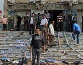Policia në Egjipt ka sulmuar një konvikt në Universitetin Al-Az'har