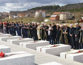 Prekazi sot ishte nën duan (Lutjen) e hoxhallarëve të Prizrenit