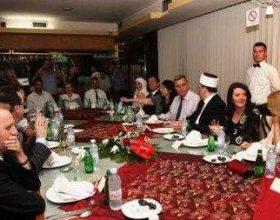 Presidentja shtron iftar për Bashkësinë Islame