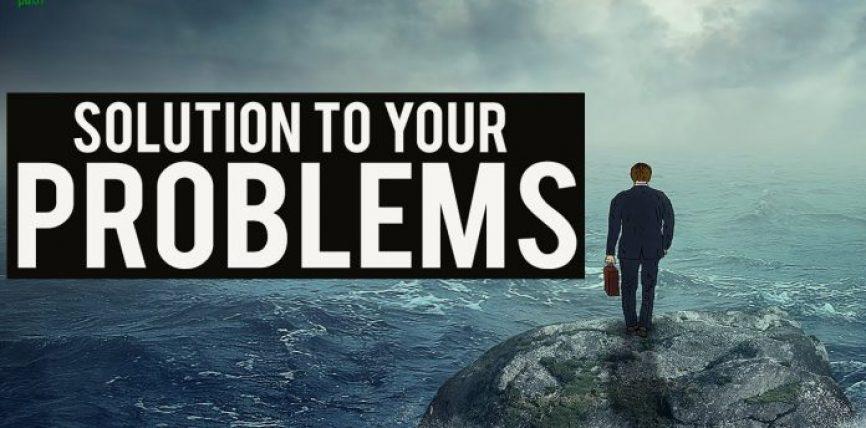 Një ilaç shumë i thjeshtë për të gjitha problemet jetësore