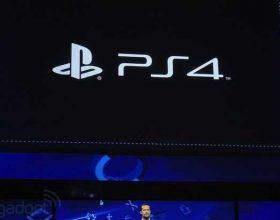 Sony prezanton PS4