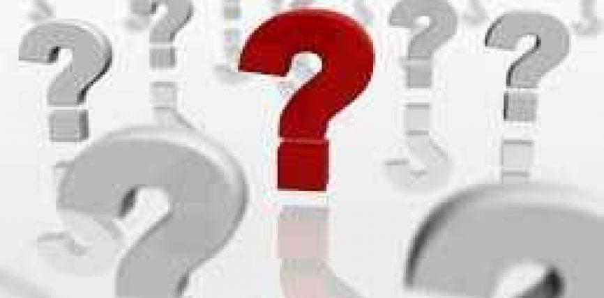 Pyetje për hoxhen