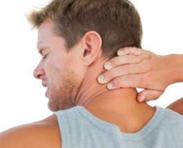 Dhimbja e qafës
