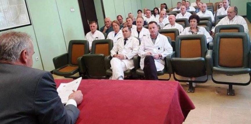 QKUK ka nevojë urgjente për 100 infermierë