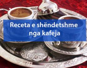 Receta e shëndetshme nga kafeja