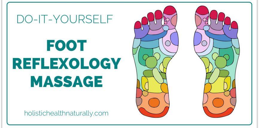 Në qoftë se vuani nga sinuse, mbase refleksologjia do të jetë mikja juaj e re!