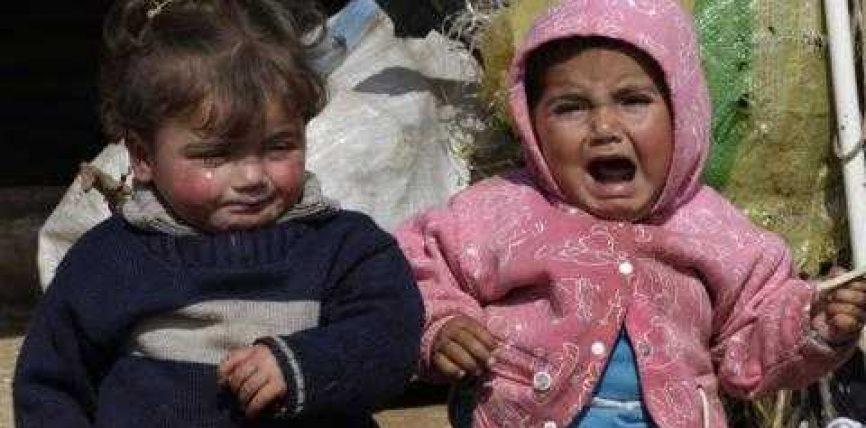 Një milion sirianë janë refugjatë jashtë vendit