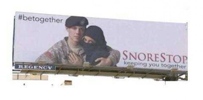 SHBA: Reklamë provokuese për muslimanët