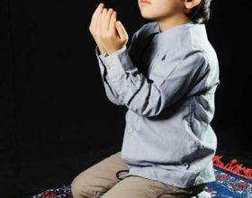Rregulla gjatë lutjes