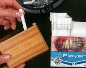 Ashpërsim i rregullave për duhanin