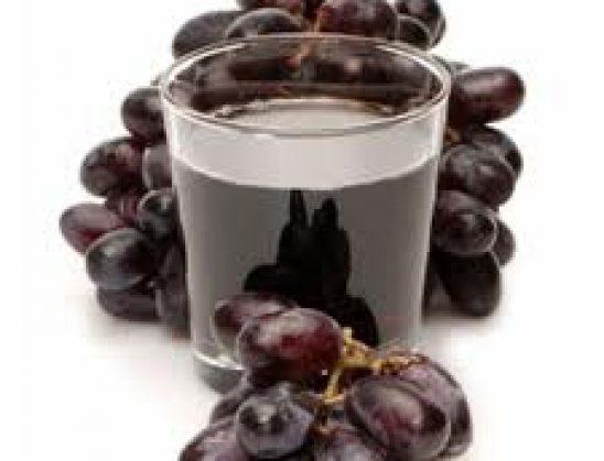 Lëngu i rrushit të zi
