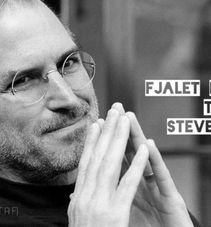 Fjalët e fundit të Steve Jobs