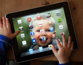 Steve Jobs (themeluesi i kompanise Apple) nuk i lejonte femijet e tij te perdornin teknologjine e shpikur nga vete ai!