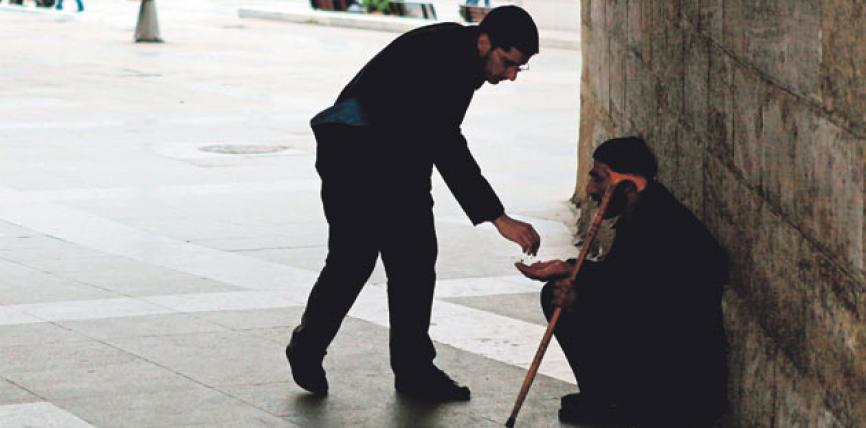 Sadakaja ka domethënie të madhe dhe sadakadhënësi ka pozitë të lartë