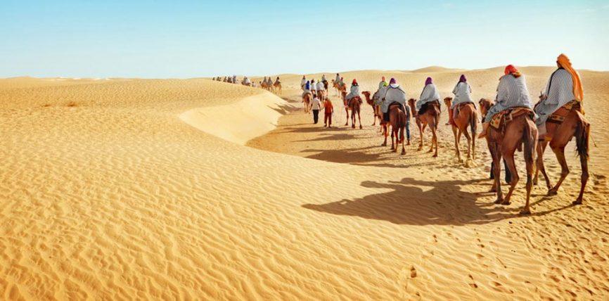 Gadishulli Arabik ishte dhe do kthehet në kullosa dhe lumej – A e ke ditur?